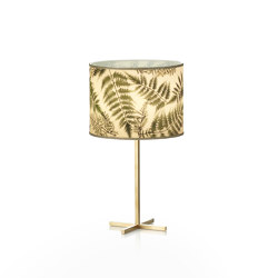 Botanica BI table lamp brass | Lampade tavolo | Strolz