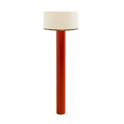 Brera floor lamp red | Free-standing lights | Strolz
