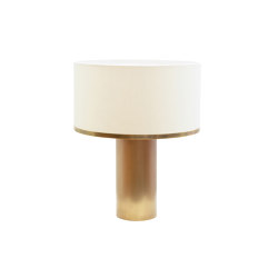 Brera table lamp brass | Table lights | Strolz