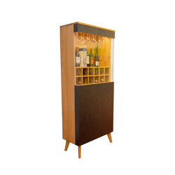 Baroso2 Bar cabinet | Display cabinets | Sixay Furniture