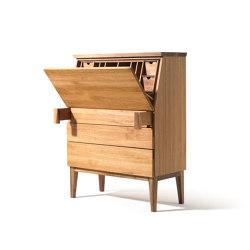 Emily secretary | Desks | Sixay Furniture