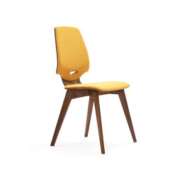 Finn Polsterstuhl | Stühle | Sixay Furniture
