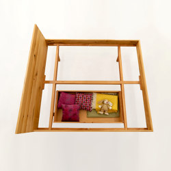 Fly | Mamma bed storage box | Camas | Sixay Furniture