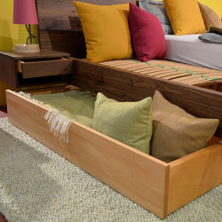 Fly | Mamma bed storage box | Camas | Sixay Furniture