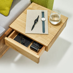 Fly hanging bedside table | Mesillas de noche | Sixay Furniture