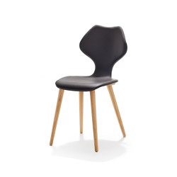Frida upholstered chair | Sillas | Sixay Furniture