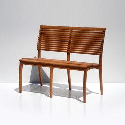 Grasshopper | GH bench | Bancos | Sixay Furniture