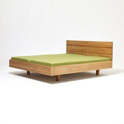 Mamma wood bed | Camas | Sixay Furniture