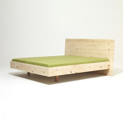 Mamma wood bed | Camas | Sixay Furniture