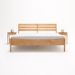 Pilar bed | Camas | Sixay Furniture