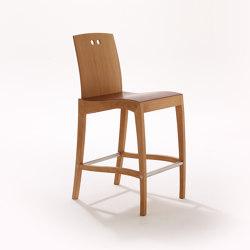 Rank barchair | Taburetes de bar | Sixay Furniture