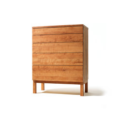 Solid chest of drawers | Sideboards | Sixay Furniture