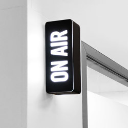 Phone Unit |  OnAir sign | Pictogramas | OFFICEBRICKS