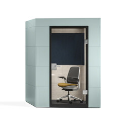 Work Unit |  mint | Office Pods | OFFICEBRICKS