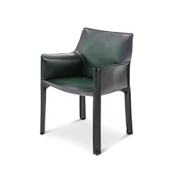 413 Cab Hand Shaded | Sillas | Cassina