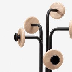 Leo floor-standing coat rack 508 | Garderoben | Mara