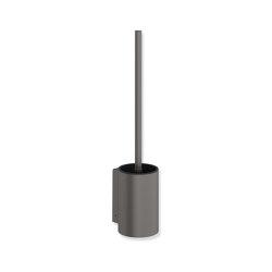 Toilet brush unit  powder-coated | Portascopino | HEWI
