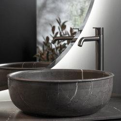 Prime Marble top mounted washbasin Ø45. | Wash basins | Inbani