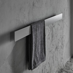 Strato Wall Mounted Towel Rack | Towel rails | Inbani