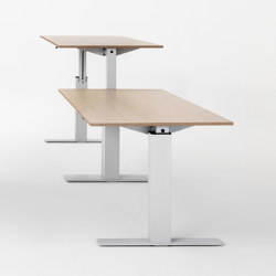 Follow Desk 298F | Desks | Mara