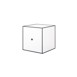 Frame 35 white | Storage boxes | by Lassen