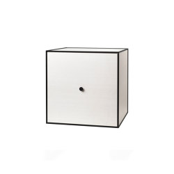 Frame 49 white | Storage boxes | by Lassen