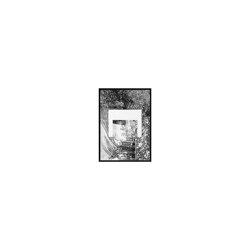 Silhouette - A4 | Wall art / Murals | by Lassen