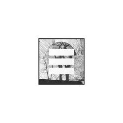 Silhouette - 42 x 42 cm | Arte | by Lassen