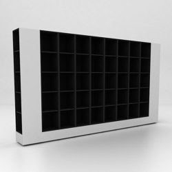 360 Assembled Storage Configuration 3 | Shelving | Isomi