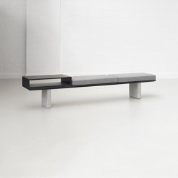 Bench Seating Configuration 1 | Sitzbänke | Isomi