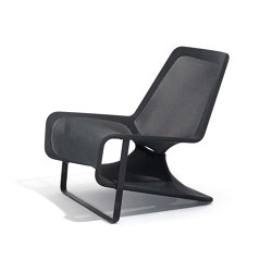 Aria | Lounge Chair | Armchairs | Desalto