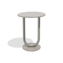 Strong table de bar | H90 | Tables hautes | Desalto