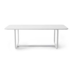 Strong table | Dining tables | Desalto