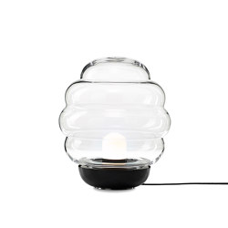 BLIMP floor lamp medium clear | Table lights | Bomma