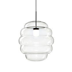 BLIMP pendant large clear | Suspended lights | Bomma