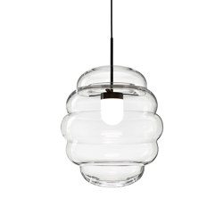 BLIMP pendant medium clear | Suspended lights | Bomma