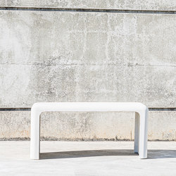 Softshapes Bench 1M | Bancos | Sit