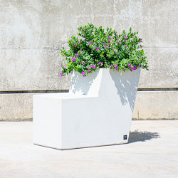 Form Bench Planter | Taburetes | Sit
