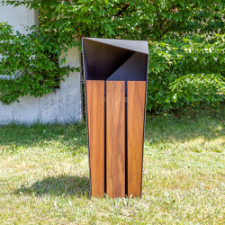 Skew Litter Bin | Waste baskets | Sit
