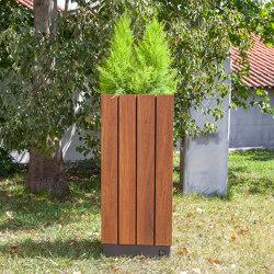 Wade Square Planter | Plant pots | Sit