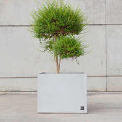 Basic Cubik Planter 45 | Maceteros | Sit