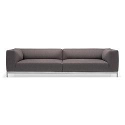 AluZen soft sofa 3 / P33 | Sofás | Alias