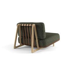 trigono armchair / D10 | Sillones | Alias