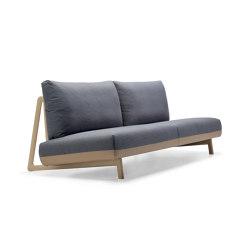 trigono sofa 3 / D30   Sofas   Alias