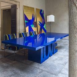 LOVE Dining Table | Tavoli pranzo | Erba Italia