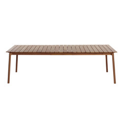 Dock 897/TR | Dining tables | Potocco