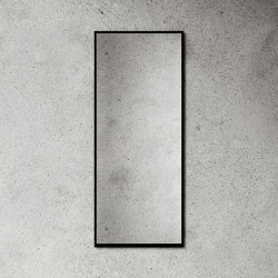 Mirror Large 60 x 145cm - Black | Mirrors | Nichba Design