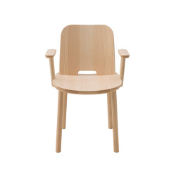 Fugu Arm chair | Poltrone | MARUNI