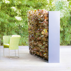 Vertical Gardens Greenery Architonic