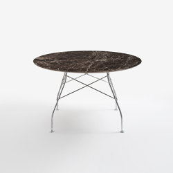 Glossy marble | Dining tables | Kartell